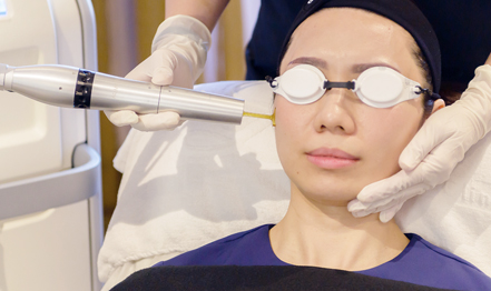 Laser Treatments treatment
